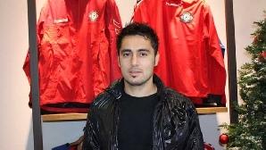 Buga se află la prima experienţă în străinătate,după ce a jucat la FC Braşov şi Rapid / Foto: www.skodaxanthifc.gr