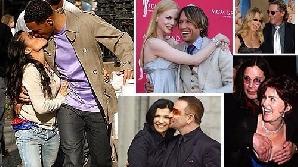 Cele mai solide cupluri de la Hollywood/Foto: tabu.ro