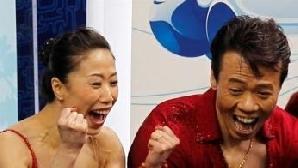 Căsătoriţi în 2007, noii campioni olimpici au absentat de pe gheaţă aproape trei ani / Foto: Eurosport