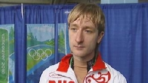 Pluşenko este triplu medaliat olimpic / Foto: Eurosport