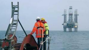 Petrom va explora un zăcământ ucrainean de gaze din Marea Neagră, alături de Exxon şi Shell