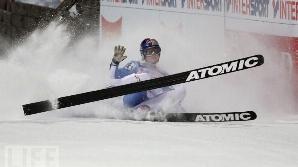 Thomas Morgenstern a fost aproape de moarte la Liberec / Foto: life.com