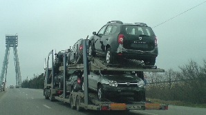 Dacia Duster merge deja la export