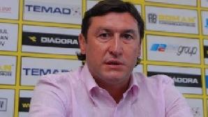 Viorel Moldovan a bifat trei înfrângeri consecutive în retur cu Braşovul