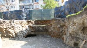 Oraşul Focşani ascunde o adevărată reţea de tuneluri