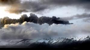 Norul de cenuşă va ajunge şi la  Bucureşti