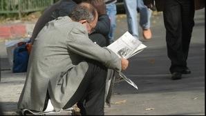 Numărul șomerilor depăşeşte 461.000 de persoane