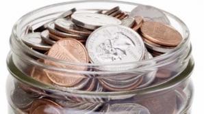 Salariul mediu net din Cluj este de 369 de euro, mult sub cel din Bucureşti – 510 euro