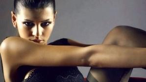 Monica Columbeanu nu vrea să pozeze în sfântă