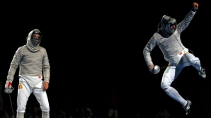 Rareş Dumitrescu a pus ochii pe o medalie olimpică / Foto: guardian.co.uk