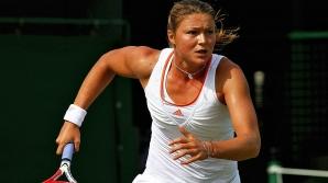 Dinara Safina a furnizat o surpriză neplăcută la Roland Garros