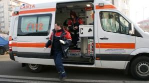 Accident cu şase persoane rănite, printre care un copil, pe DN1, la Academia de Poliţie