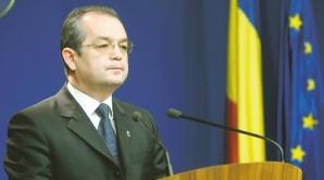 Boc: Dacă atacă la CCR legea privind reclacularea pensiilor, Victor Ponta reconfirmă că este baronul pensiilor de lux