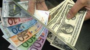 Unele case de schimb valutar nu mai afişează cursul