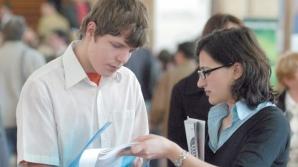 Sub 10% dintre tinerii care nu au luat BAC-ul îşi vor găsi un loc de muncă