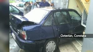 Accident spectaculos în Constanţa