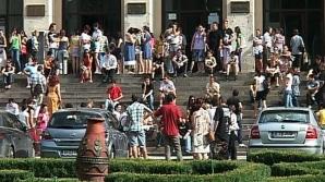 La Universitatea din Bucureşti au început înscrierile