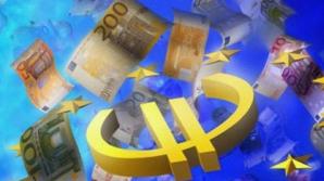 Cursul coboară spre 4,52 lei/euro
