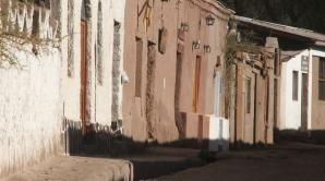 Cutremurul a fost resimţt şi în oraşul San Pedro de Atacama