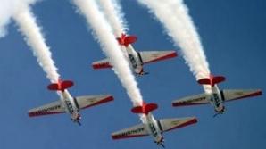 Mii de spectatori vor participa la mitingul aviatic