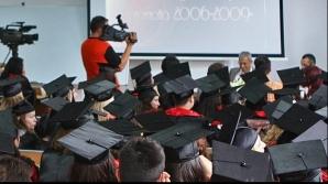 Doar 4.800 de absolvenţi de facultate şi-au găsit job în 2010