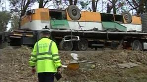 Autorităţile au dat informaţii diferite despre accidentul de la Tulcea