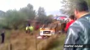Şoferul autobuzului din Tulcea a fost lăsat în libertate