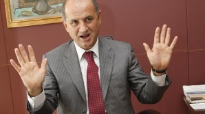 George Copos, patron FC Rapid
