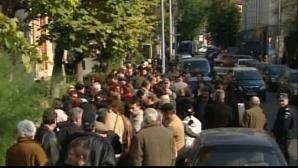 Protestul bugetarilor va bloca miercuri Capitala