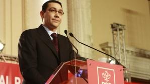 Ponta vorbeşte despre scandalul în care este implicat Negoiţă