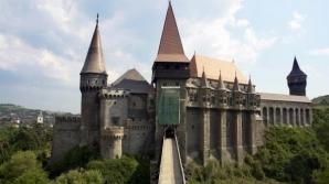 Castelul Corvinilor din Hunedoara / FOTO: hartatimis.ro
