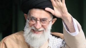 Ali Khamenei, liderul suprem iranian