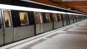 Accidentul de miercuri de la metrou a fost cauzat de deraierea unui boghiu