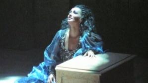 Înainte să se sinucidă, Roxana Briban a postat pe Facebook o imagine dintr-o operă, în care apare o mână însângerată