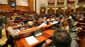 Luni, deputaţii au adoptat articolul referitor la vârsta de pensionare, în forma cerută de Traian Băsescu