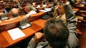 În Parlament pare să conteze cine numără voturile
