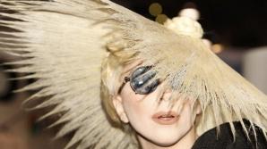 Coafura pălărie a lui Lady Gaga / Foto: eva.ro