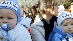 Mamele pot fi date afară în al doilea an de concediu de creştere a copilului