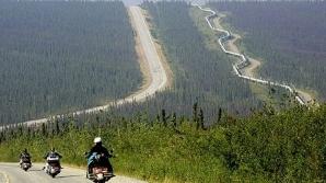 Conductele de petrol Trans Alaska / FOTO: AP