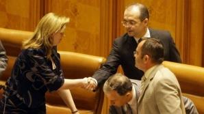 Boc: Roberta Anastase este acel coleg pe care orice pedelist şi-l doreşte / Foto: evz.ro