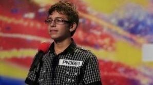 Narcis Ianău, adolescentul care a uimit o ţară cu vocea sa are deja două fan-cluburi pe internet