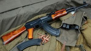 Puşcă semiautomată AK-47
