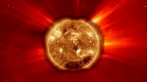 Vom avea 2-3 explozii solare pe săptămână / FOTO: NASA