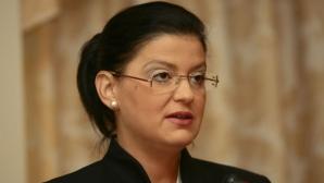 Ministrul Transporturilor, Anca Boagiu