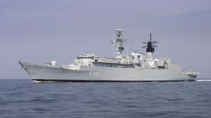 Guvernul aprobă finanţarea misiunii fregatei Ferdinand în Libia