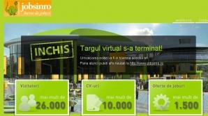 Targul Virtual 3D de Cariera JOBSINRO