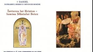 Învierea lui Hristos - lumina Sfântului Botez