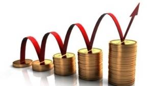 Câştigul salarial mediu net a crescut în octombrie, faţă de luna anterioară, cu 14 lei
