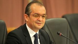 Premierul Emil Boc