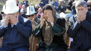 În Kîrgîstan au fost alungate spiritele rele